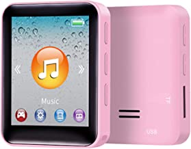 WZPG MP3 Music Player, Multi-Function Portable Digital Lossless Music Player, Foradult Men and Women/Children-1.77Inch Scr... photo