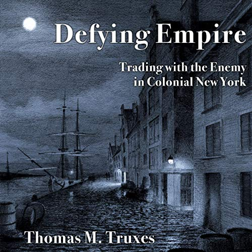 Defying Empire audiobook cover art