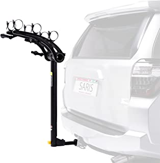 saris freedom 2 ex 2-bike hitch rack