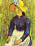 Puzzle 1000 piezas Réplicas de las pinturas famosas de Van Gogh Serie 51 Art Gifts puzzle 1000 piezas Rompecabezas de juguete de descompresión intelectual educativo divertido50x75cm(20x30inch)