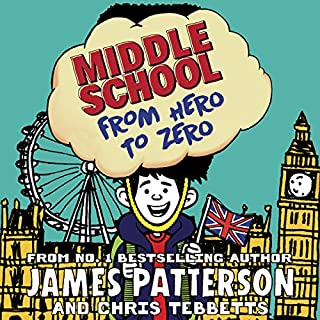 Middle School: From Hero to Zero cover art