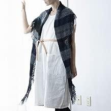 野口光さん「ニットデザインノート」/16. 夏スカーフ 材料セット