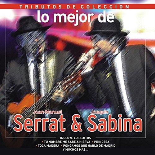 Lo Mejor de Serrat y Sabina