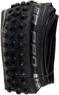 Schwalbe Ice Spiker Pro HS 379 Studded LiteSkin Folding Mountain Bicycle Tire