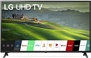 LG 43UM6910PUA 43-in 4K UHD TM120 Smart LED TV (2019)
