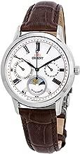 Orient Sun and Moon White Dial Ladies Watch RA-KA0005A10B