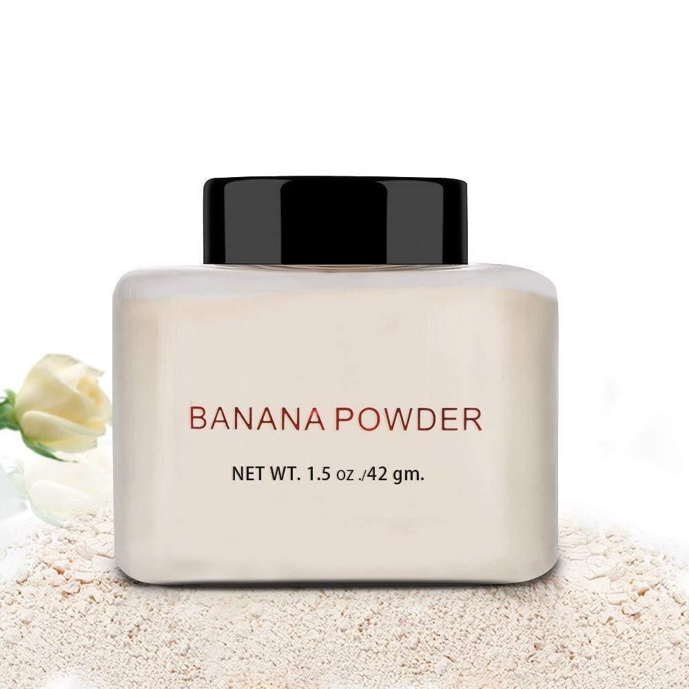 KINWAT Brand Banana Powder Perfecting Maquiagem Fini Ultra-Light New mail order sale