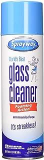 Sprayway Glass Cleaner Aerosol Spray, 19 oz (2, 19 Oz)