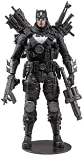 "McFarlane DC Multiverse Dark Nights Grim Knight Action Play Figure, 7"""