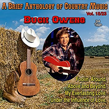 A Brief Anthology of Country Music - Vol. 15/23