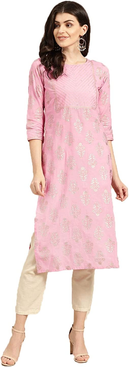 Easy-to-use shopNstyle Indian Pakistani Designer Large special price !! Party Top Straig Tunic Wear