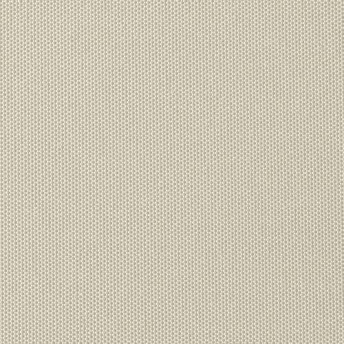Liedeco Dachfensterrollo Verdunkelung mit Seitenschienen, individuell Kürzbar Breite/Länge | B 37 x H 90 cm | beige