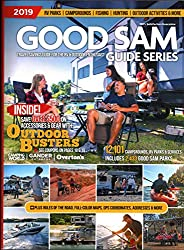 Good Same Guide Series Book for RV park and camping discounts