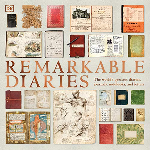 Remarkable Diaries audiobook cover art