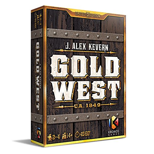 comprar Juego Gold West on line