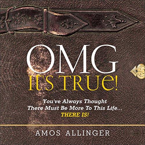 OMG It's True! audiobook cover art
