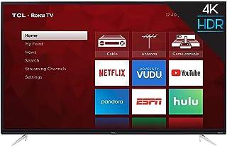 """TCL 43"""" Class (42.5"""" Diag.) 4K UHD LED LCD TV"""