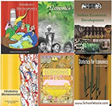 NCERT Economics Book Set for Class 9 to 12 (6 Books - SchoolWaale) [Hardcover]