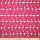 Premier Prints Flamingo, Yard, Candy Pink