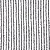 Seersucker Streifen – schwarz — Meterware ab 0,5m —