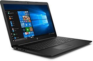 2019 Newest HP 17 17.3in HD+ (1600x900) Premium Laptop - Intel Core i5-7200U, 8GB DDR4, 1TB HDD, DVD+RW, HDMI, Wi-Fi, Blue...