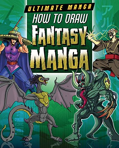 How to Draw Fantasy Manga