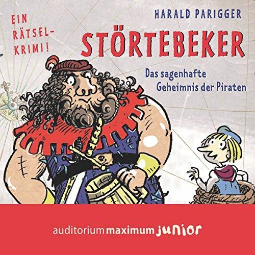 Störtebeker - Das sagenhafte Geheimnis der Piraten audiobook cover art