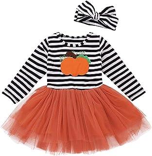 Sameno Newborn Kids Baby Girls Christmas Letter Deer Tree Romper Pants Hat 3Pcs Outfits Clothes Layette Set