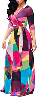 colorful maternity dresses
