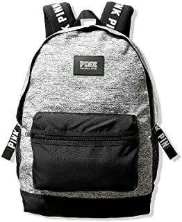 Victorias Secret Pink Campus Backpack 2019 Edition (Heather Charcoal)