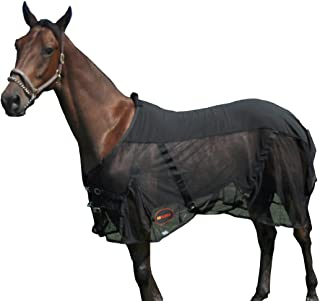 Vet Therapy 107942 Therapeutic Fir Mesh and Fir Fleece Horse Rug, 78