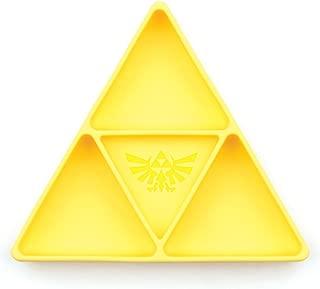 Bumkins Nintendo Silicone Grip Dish, Zelda