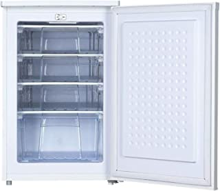 Westpoint 101 Liters Defrost Vertical Freezer, White - WVK-1017, 1 Year Warranty