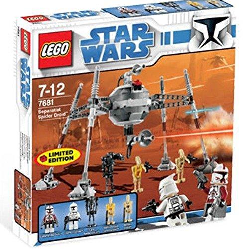 LEGO® Star Wars 7681 - Separatist Spider Droid
