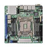 ASRock EPC612D4I Rack EP2C612D4I Server-Board Intel C612 2011 Mini ITX Dual GB LAN IPMI LAN - (Komponenten  Motherboards)