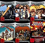 20 Filme Rocker & Biker Mega Collection HELLS ANGELS - DIE ENGEL DES TODES - Horrortrip mit 100 PS...