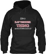 Its a Rat Terrier Thing Sweatshirt - Gildan 8oz Heavy Blend Hoodie