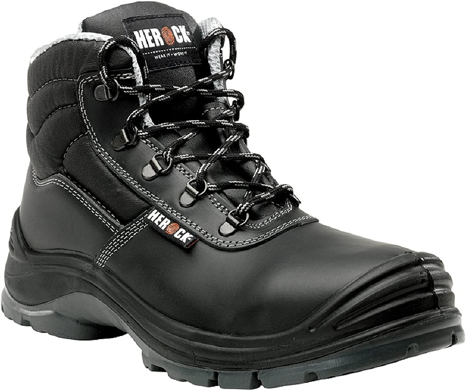 Constructor High Compo S3 shoes - Safety shoes Rising Soul Rebel Footwear