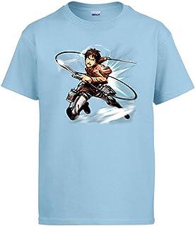 Diver Camisetas Camiseta Ataque a los Titanes Attack on Titan Eren ...