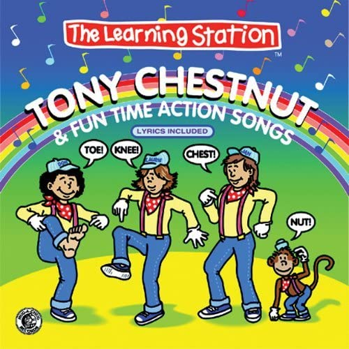 precios al por mayor Tony Chestnut Action Music Cd For For For Kids by Constructive Playthings  precioso