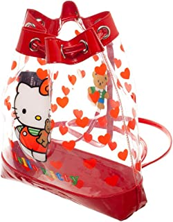 Hello Kitty Clear Bag Hello Kitty Drawstring Bag Hello Kitty Accessory