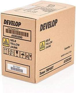 Toner originale adatto per Develop Ineo Plus 3350Develop TNP 48Y, TNP48Y A5X 02D0–Premium cartuccia stampante–Giall...