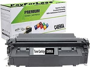 PayForLess Compatible 96A C4096A Toner Cartridge Black 1PK Replacement for HP Laserjet 2000 2100 2200 2100M 2200D 2200DN