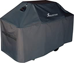 Montana Grilling Gear PTC-LH62 Grill Cover, 62 inch, Black