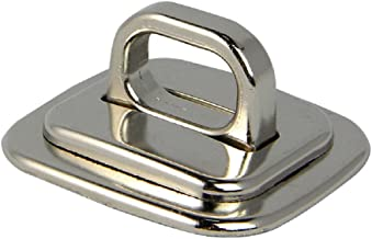 Security Anchor Base Plate for Keyed or Combination Cable Locks