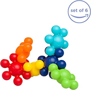 Ubbi Connecting Bath Toys for Toddler and Baby
