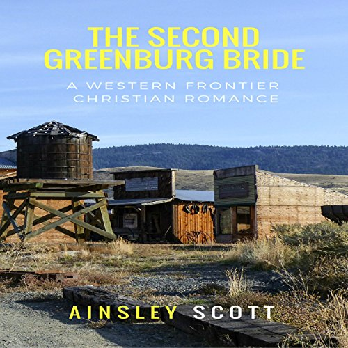 The Second Greenburg Bride audiobook cover art