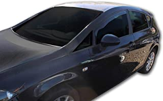 5 puertas DGA 22.013 Derivabrisas para SEAT LEON 2005-2013