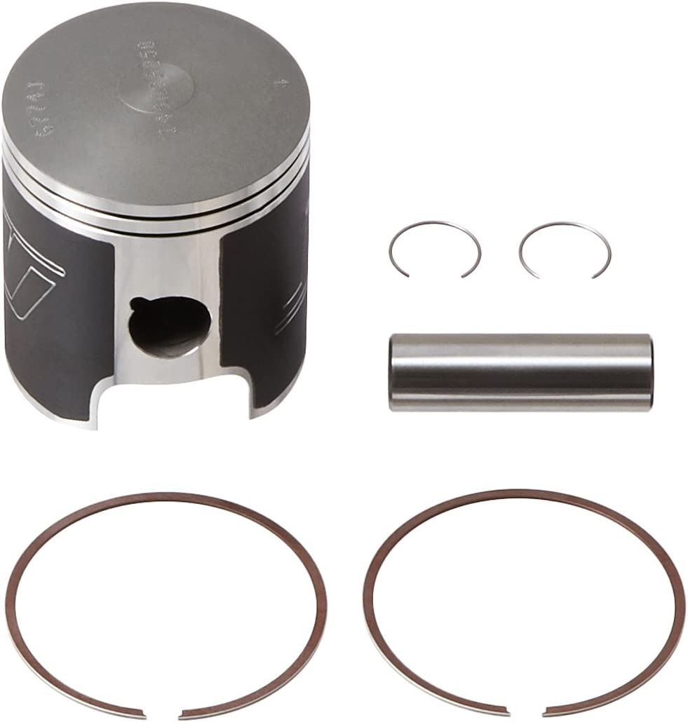 Wiseco K101 60.5mm 2-Stroke Atlanta Mall Motorcycle Top Kit Spring new work one after another Piston End