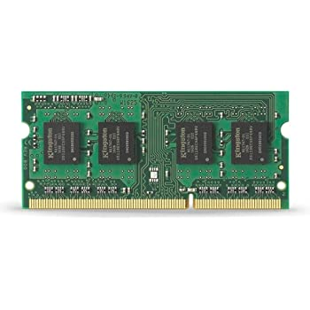 キングストン Kingston ノートPC用メモリ DDR3L 1600 (PC3L-12800) 8GB CL11 1.35V Non-ECC SO-DIMM 204pin KVR16LS11/8 永久保証